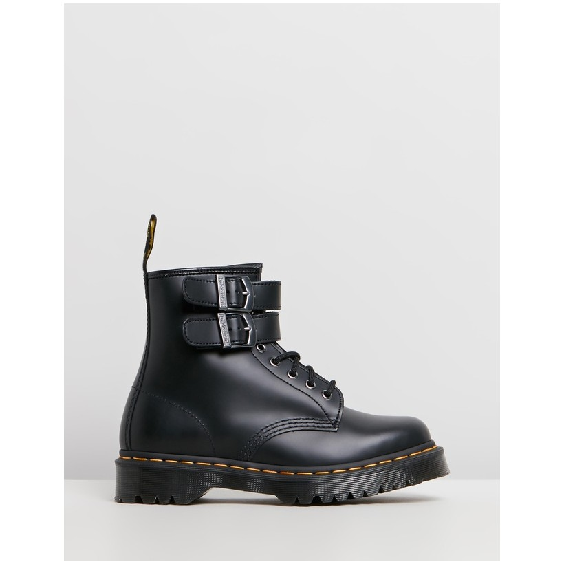 1460 Alternative - Women's Black Smooth by Dr Martens