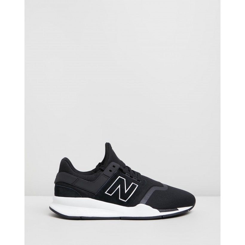 247 - Men's Black by New Balance Classics