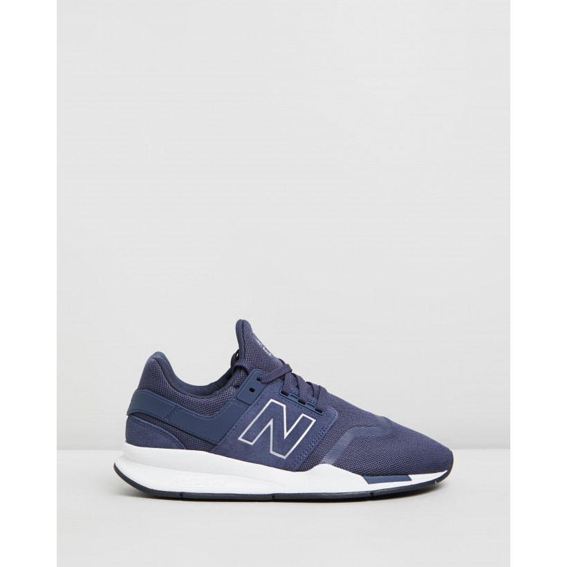 247 - Men's Blue by New Balance Classics
