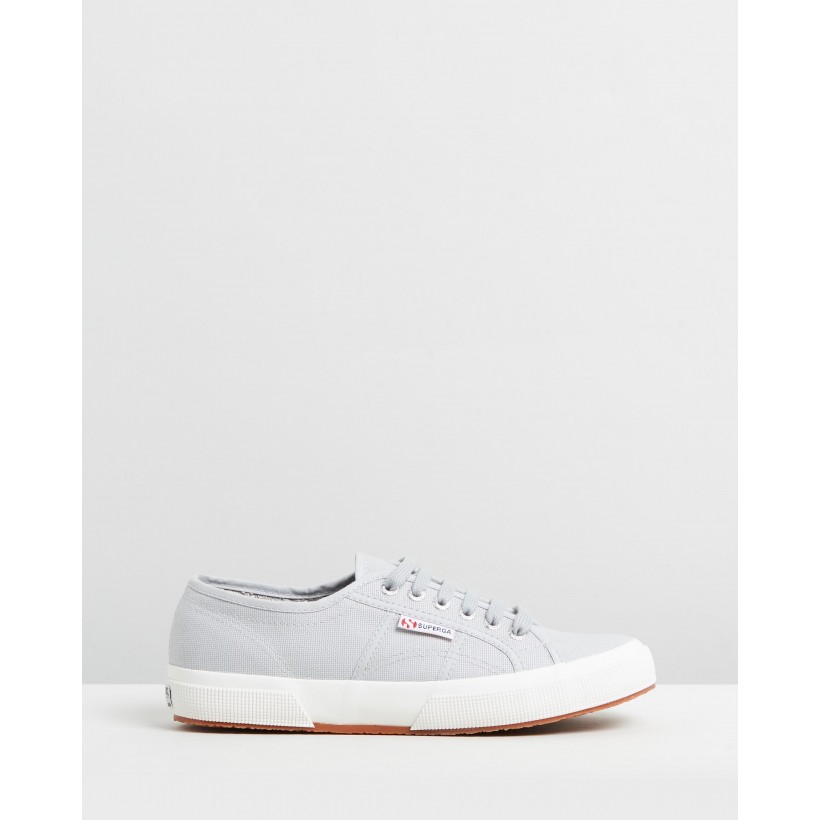 2750 Cotu Classic - Unisex Light Grey by Superga