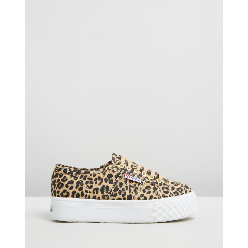 2790 Fantasy Cotw Sneakers Classic Leopard by Superga