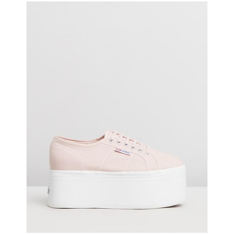 2802 Cotton Pink Skin by Superga