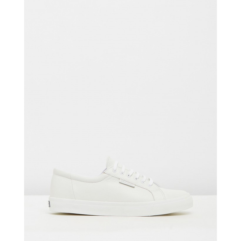 2804 Nappa - Unisex Total White by Superga