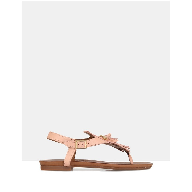 3021610 Leather Sandal PINK by Sempre Di