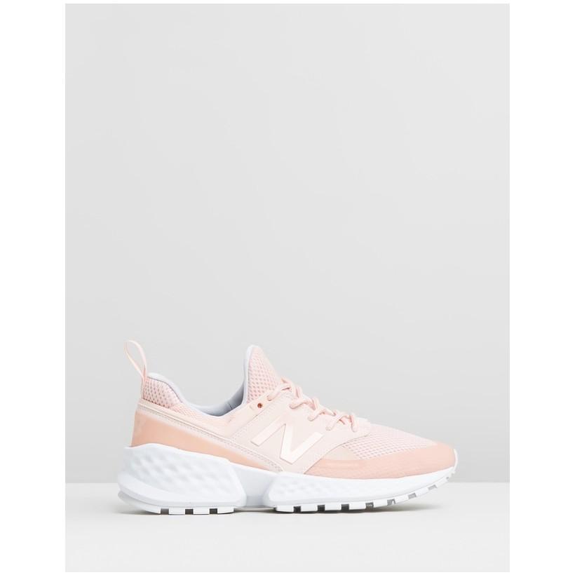 574 V2 - Women's Pink by New Balance Classics