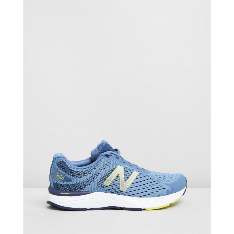 680 - Men's Petrol by New Balance