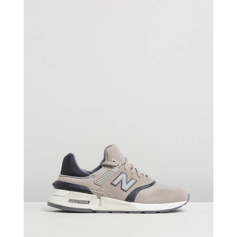 997 Grey by New Balance Classics