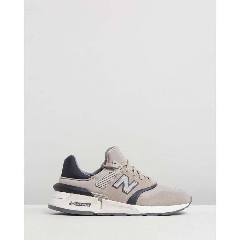 997 Grey by New Balance Classics