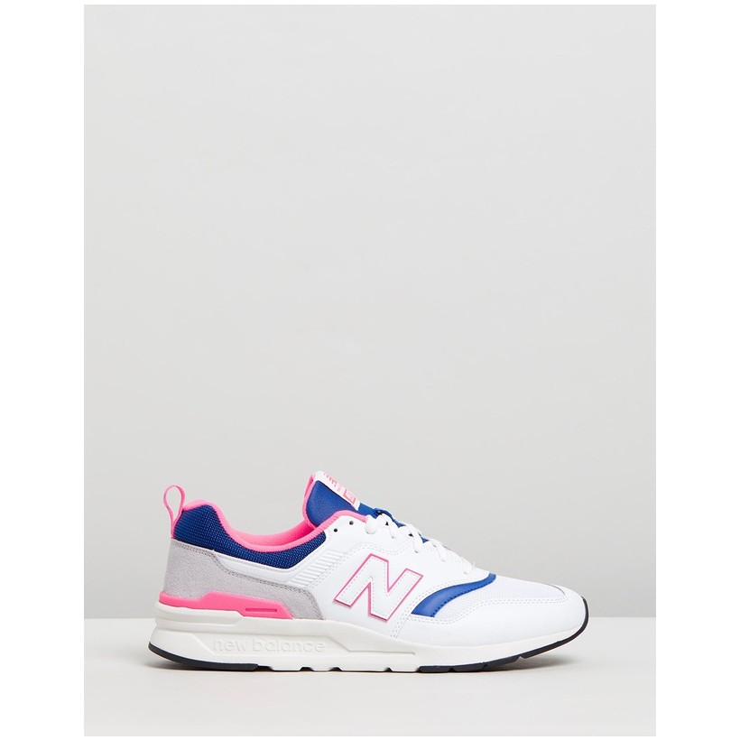 997H - Men's White by New Balance Classics