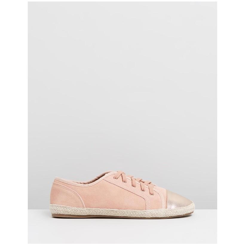 Abby Blush by Iris Footwear