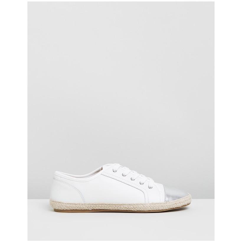 Abby White by Iris Footwear