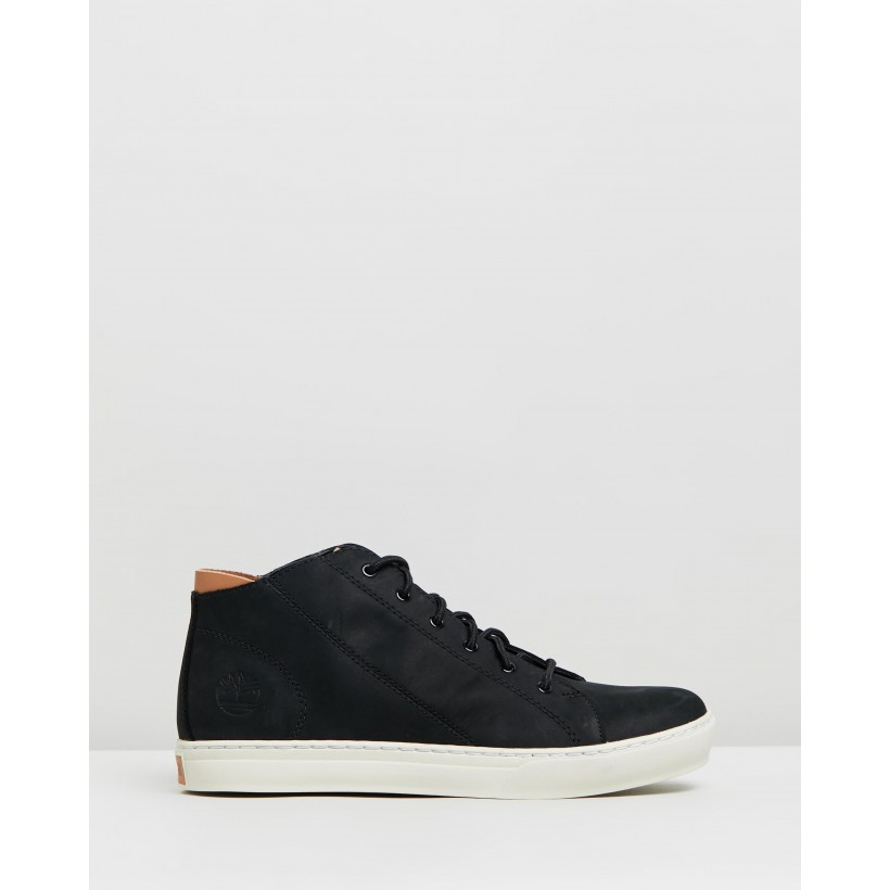 Adventure 2.0 Modern Chukka Boots Black by Timberland