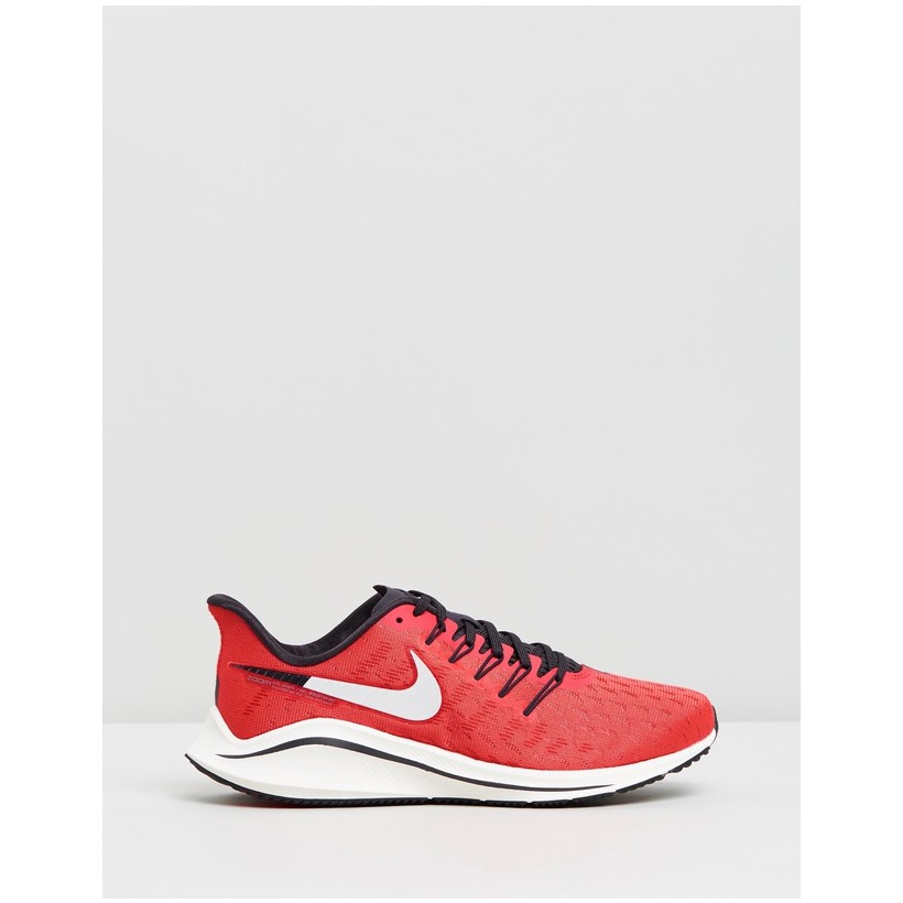 Air Zoom Vomero 14 Ember Glow, Sail & Oil Grey by Nike