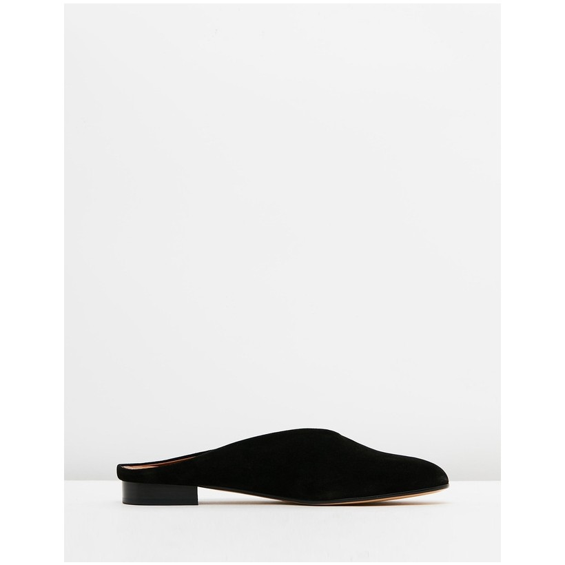 Albi Black Suede by Atp Atelier