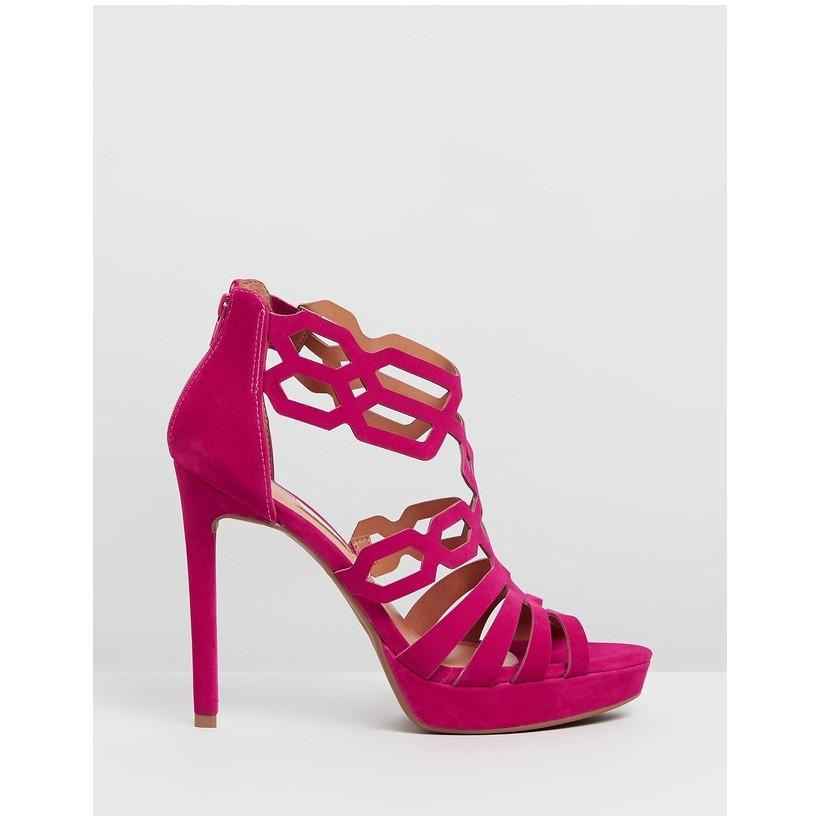 Alphi Heels Pink by Vizzano
