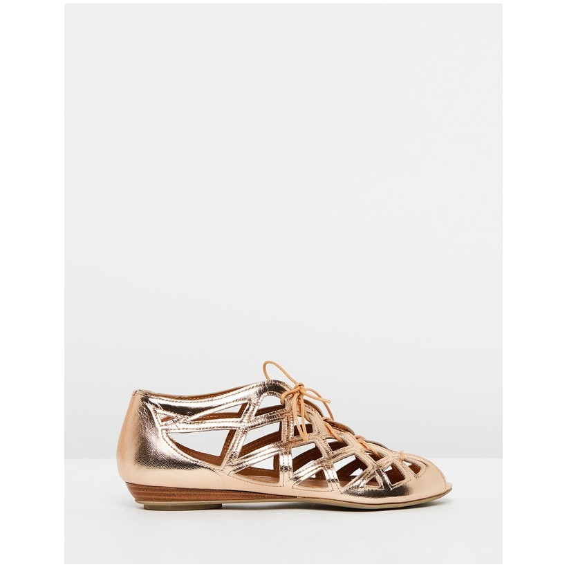 Arabian Nights Rose Gold Leather by Office
