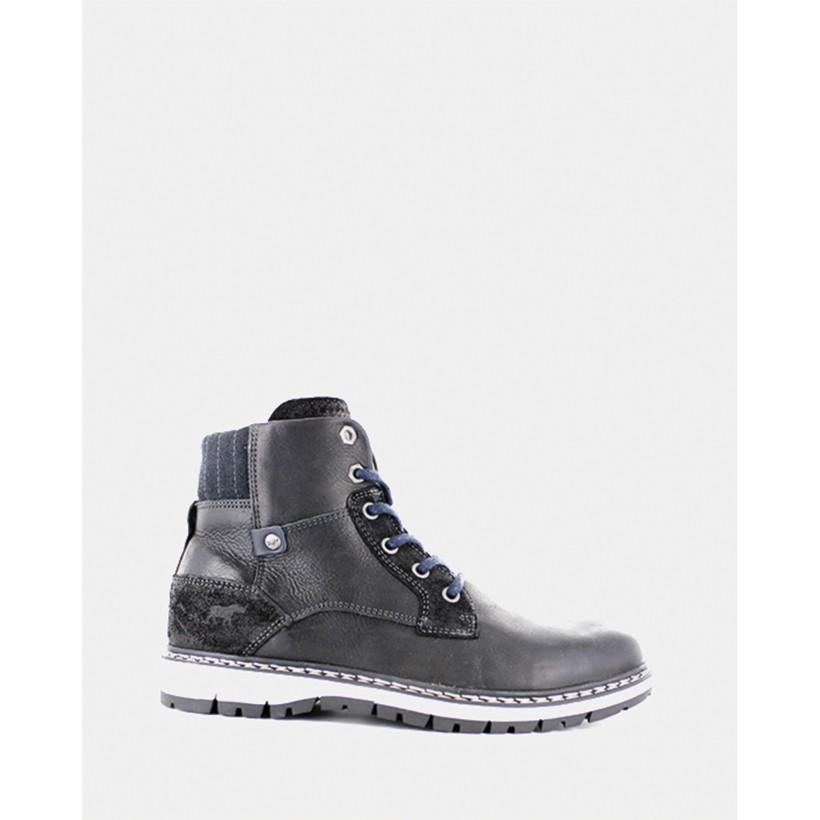 Aspen Boots Black by Wild Rhino