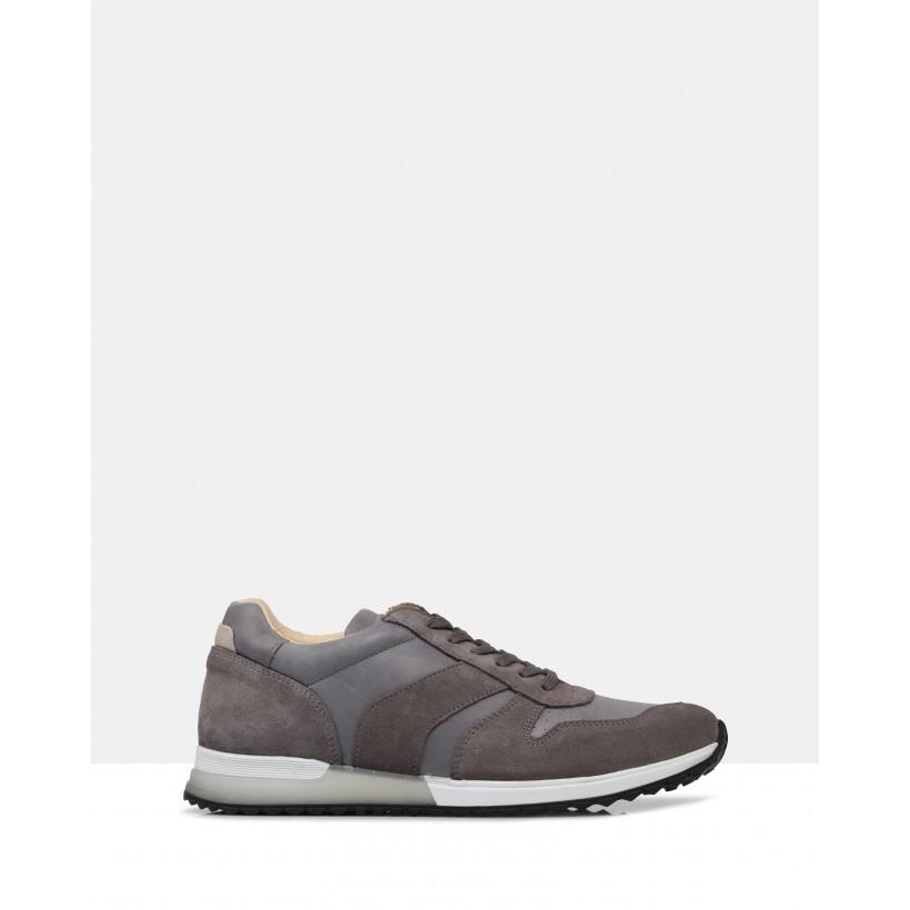 Aspen Sneakers Grey by Brando