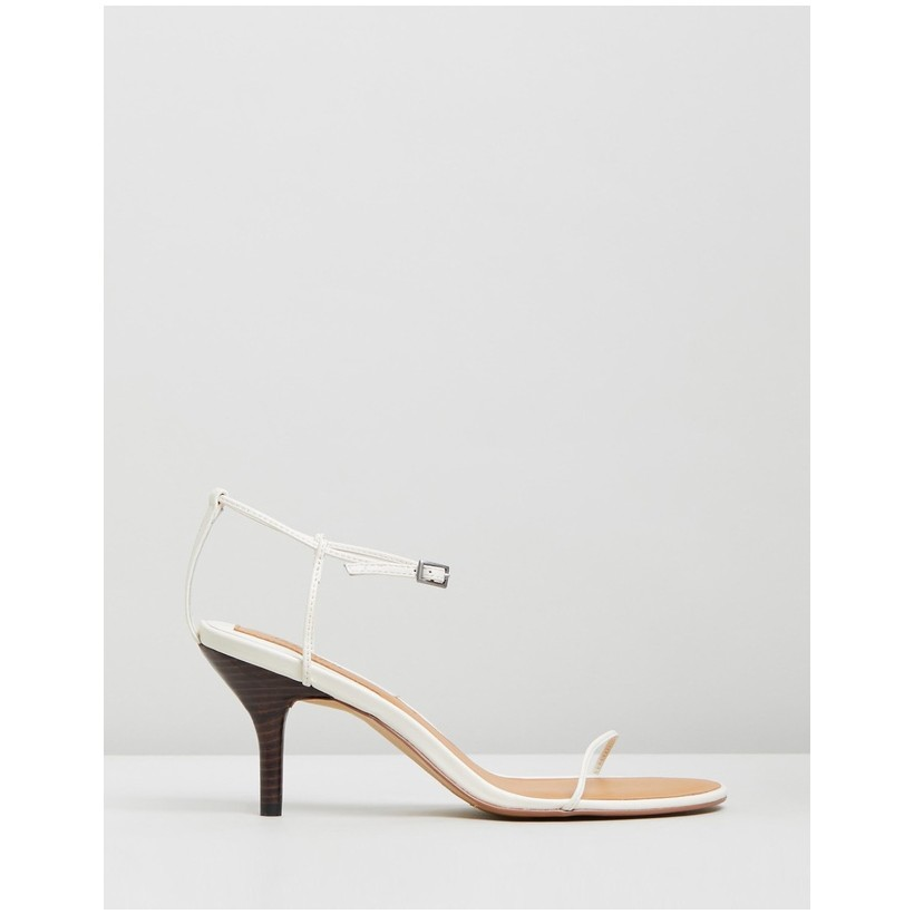 Bare Sandals Ivory by Jaggar The Label