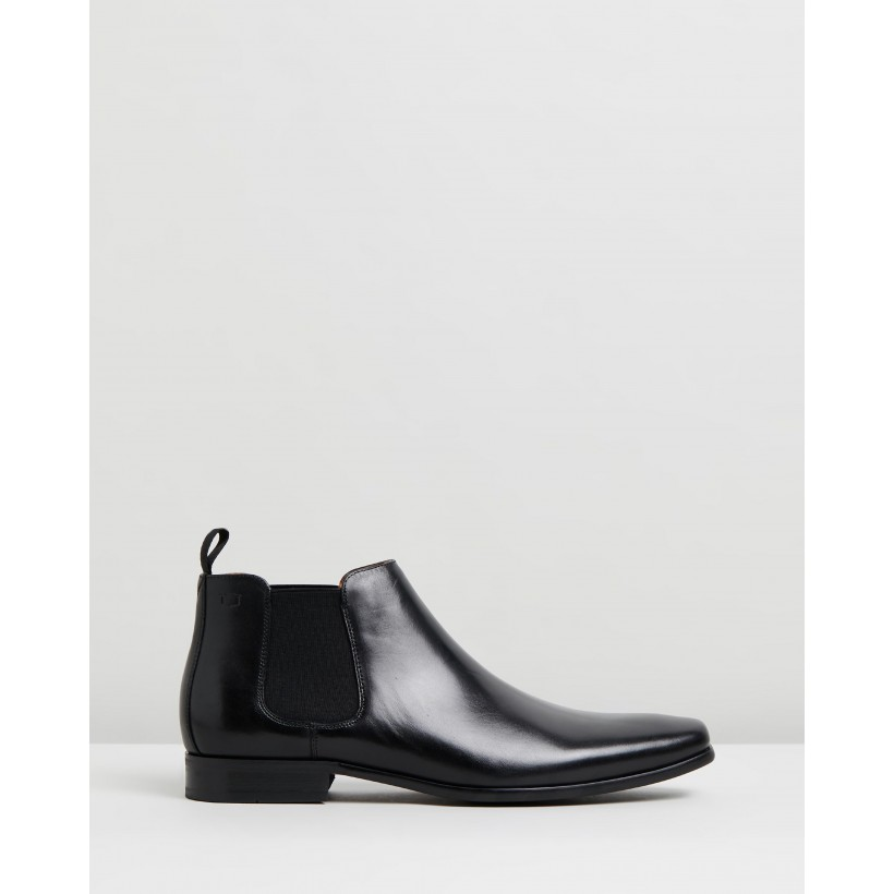 Barret Black Calf by Florsheim