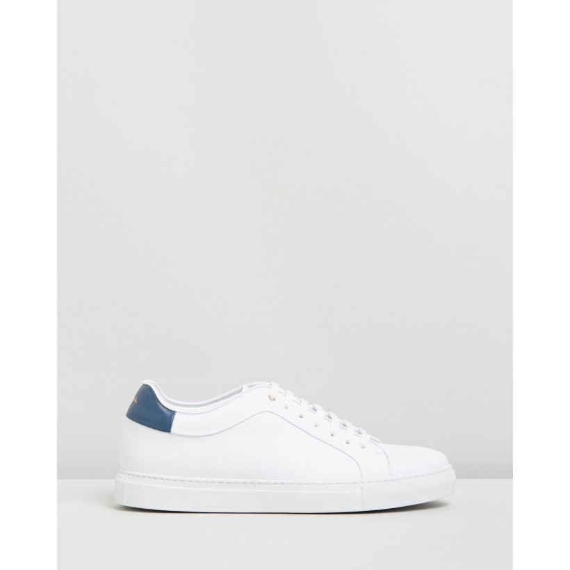 Basso White & Blue by Paul Smith
