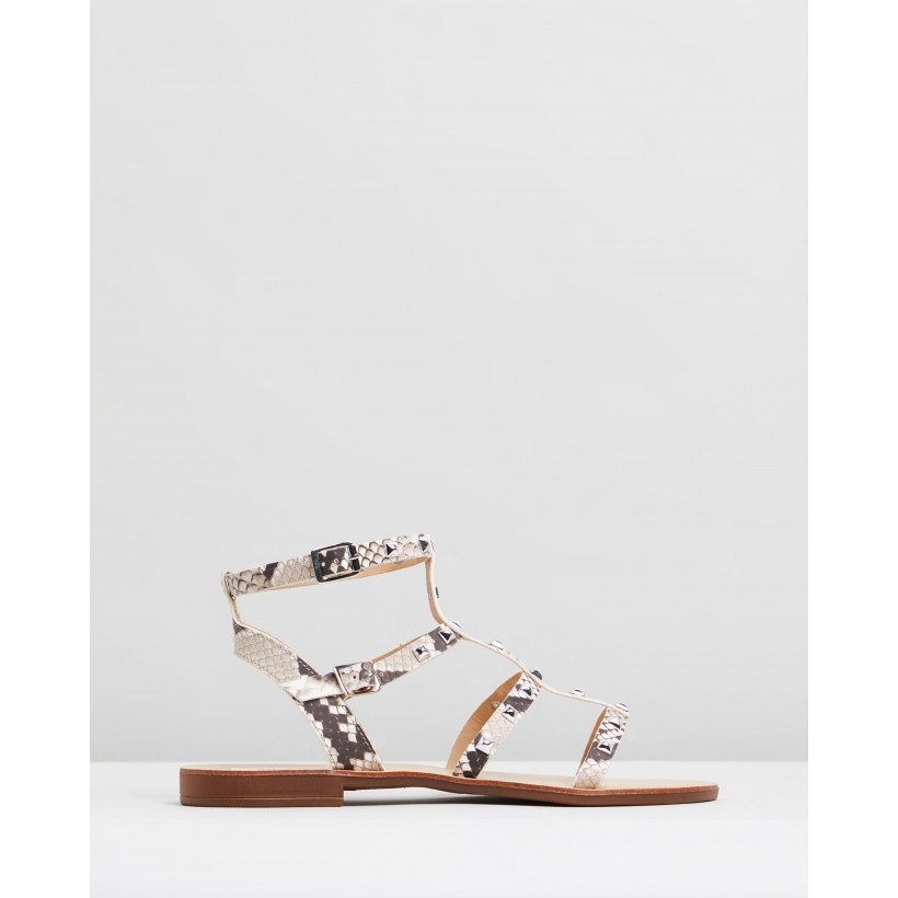Beyond Natural Snake by Steve Madden