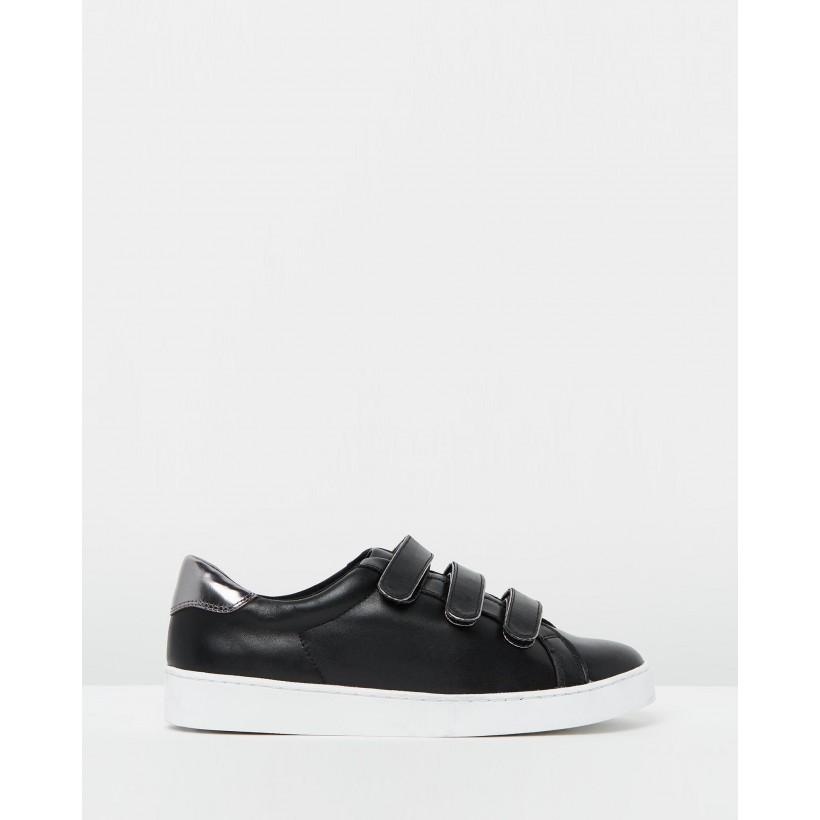 Bobbi Casual Sneakers Black by Vionic