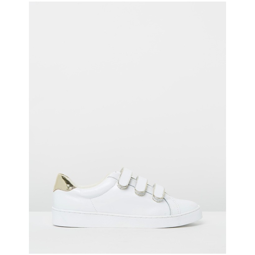 Bobbi Casual Sneakers White by Vionic