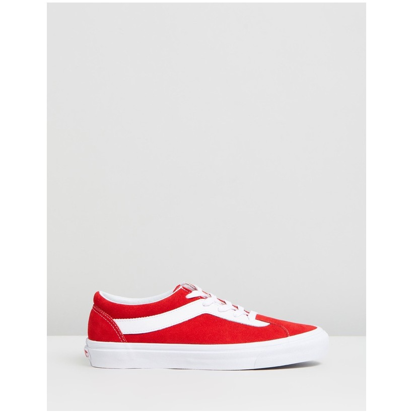 Bold NI - Unisex Racing Red & True White by Vans