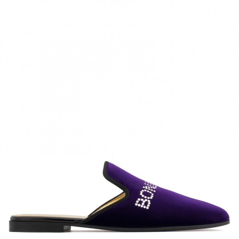 BONJOUR NUIT Purple By Giuseppe Zanotti