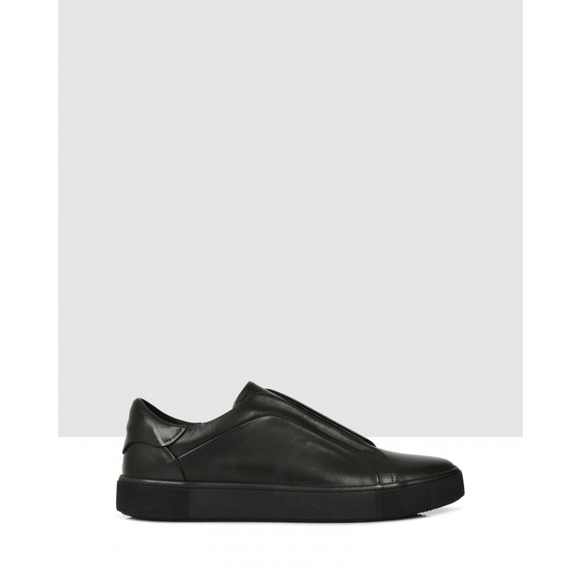 Boone Sneakers Black by Brando