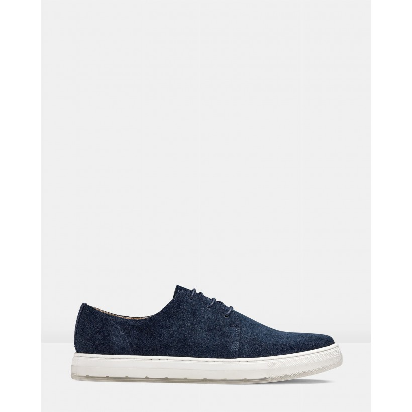 Bray Casual Shoes Steel Blue by Aquila