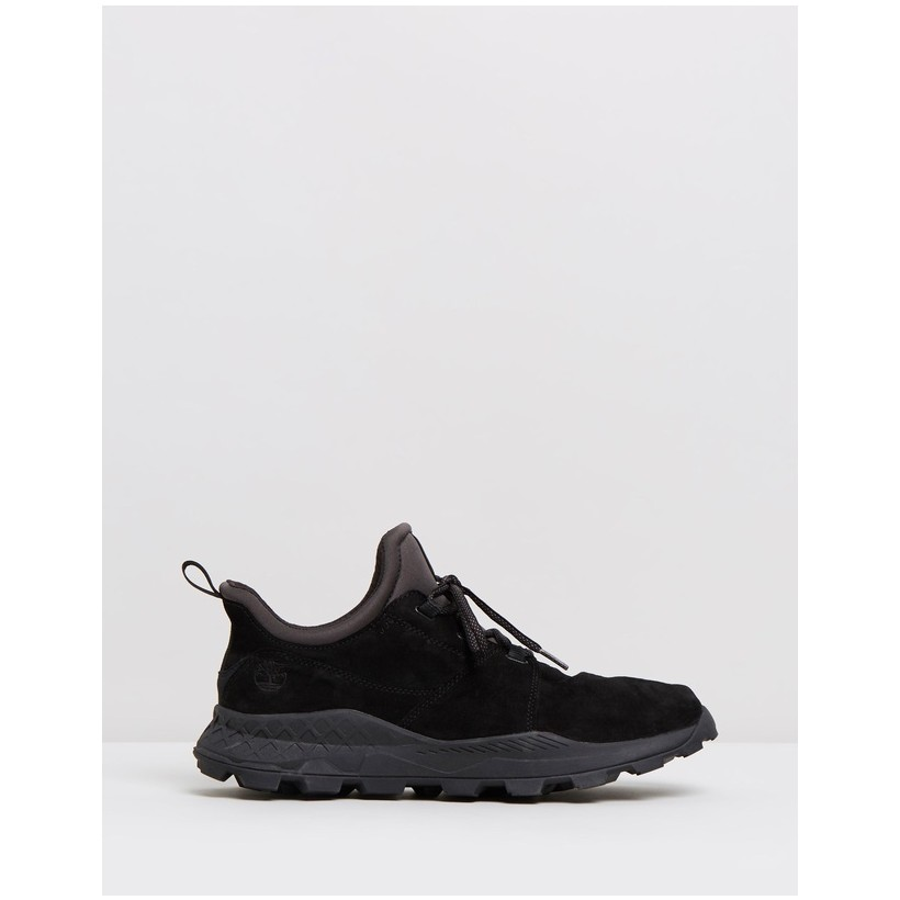 Brooklyn Oxford - Men's Black Suede by Timberland