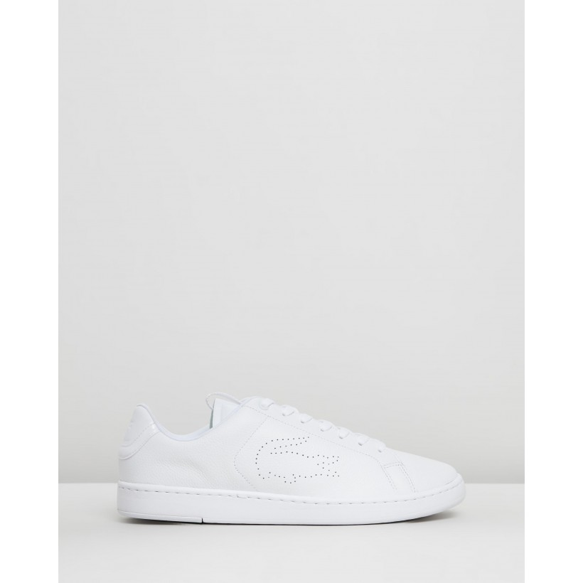 Carnaby Evo Light - Men's White by Lacoste