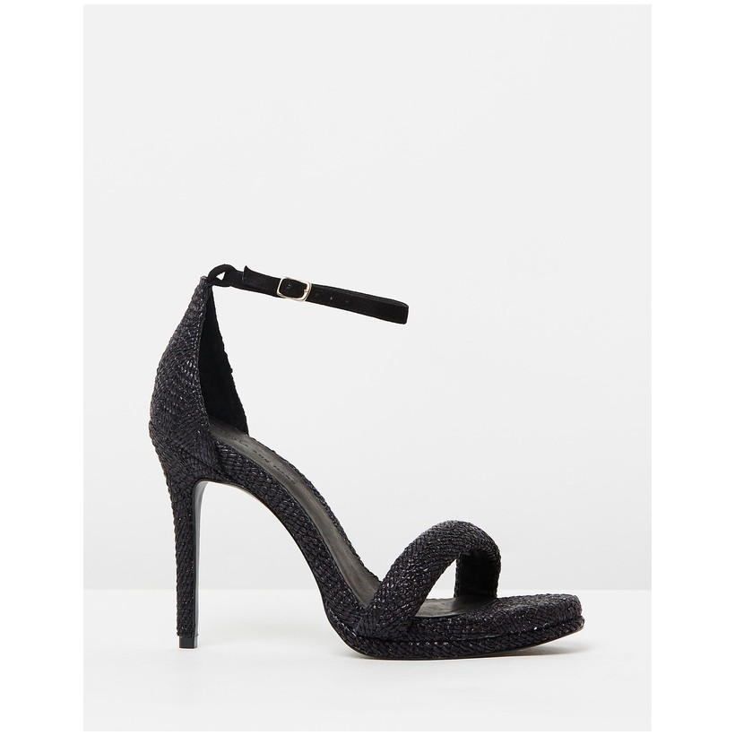 Celeste Heels Black by Camilla And Marc