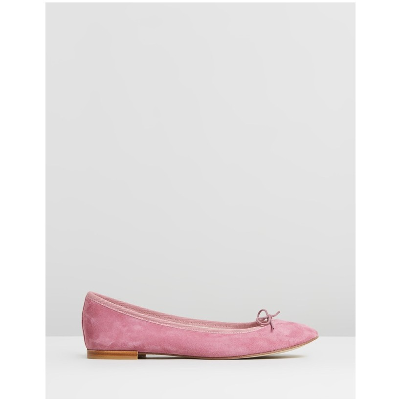 Cendrillon Guimauve Pink by Repetto
