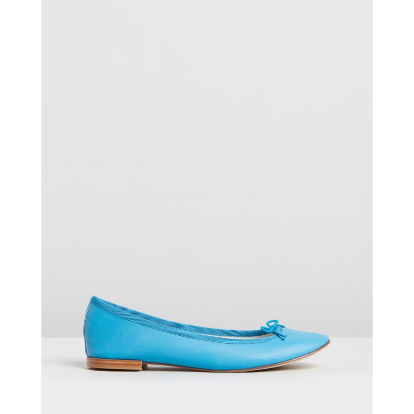 Cendrillon Acrobate Blue by Repetto