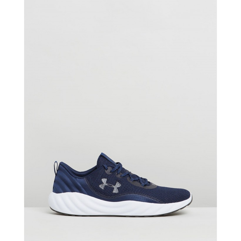 Charged Will - Men's Academy, White & Jet Gray by Under Armour