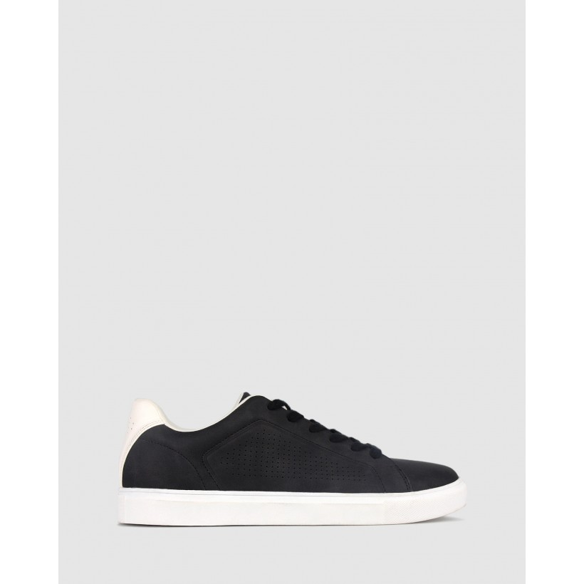 Charlie Lifestyle Sneakers Black by Betts