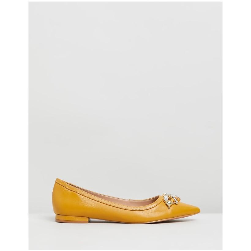 Charlotte Yellow by Nina Armando