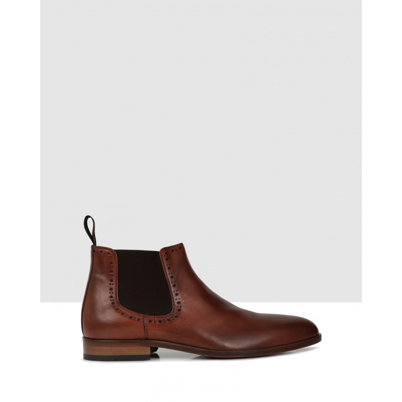 Crawford Ankle Boots Siena by Brando