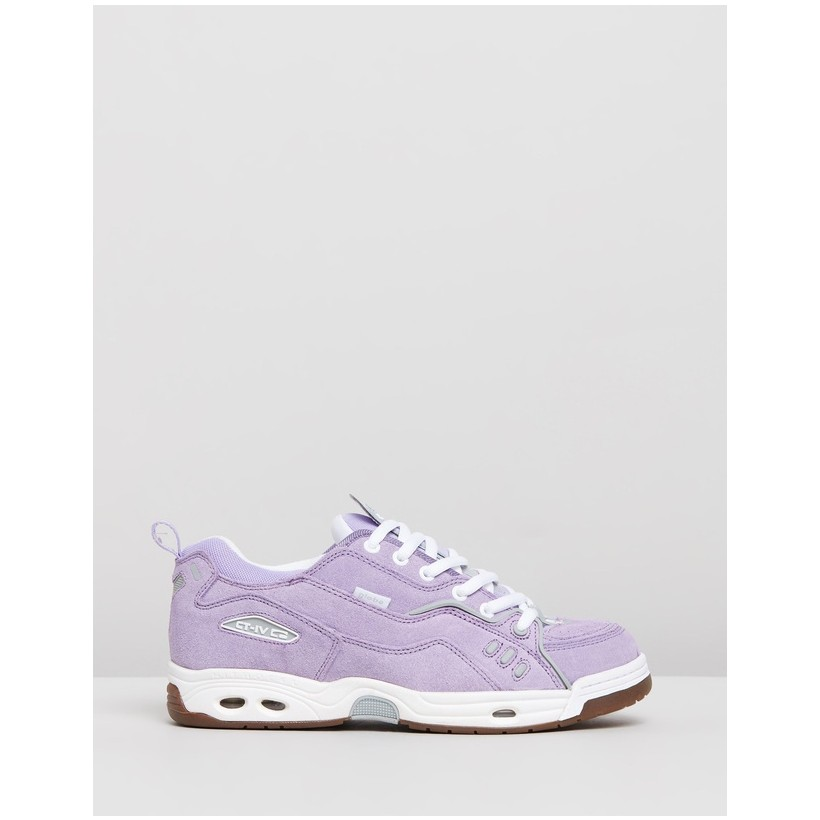 CT-IV Classic - Unisex Purple Grape by Globe
