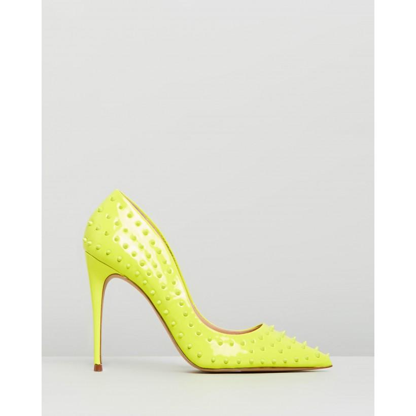 Daisie - S Yellow Neon by Steve Madden
