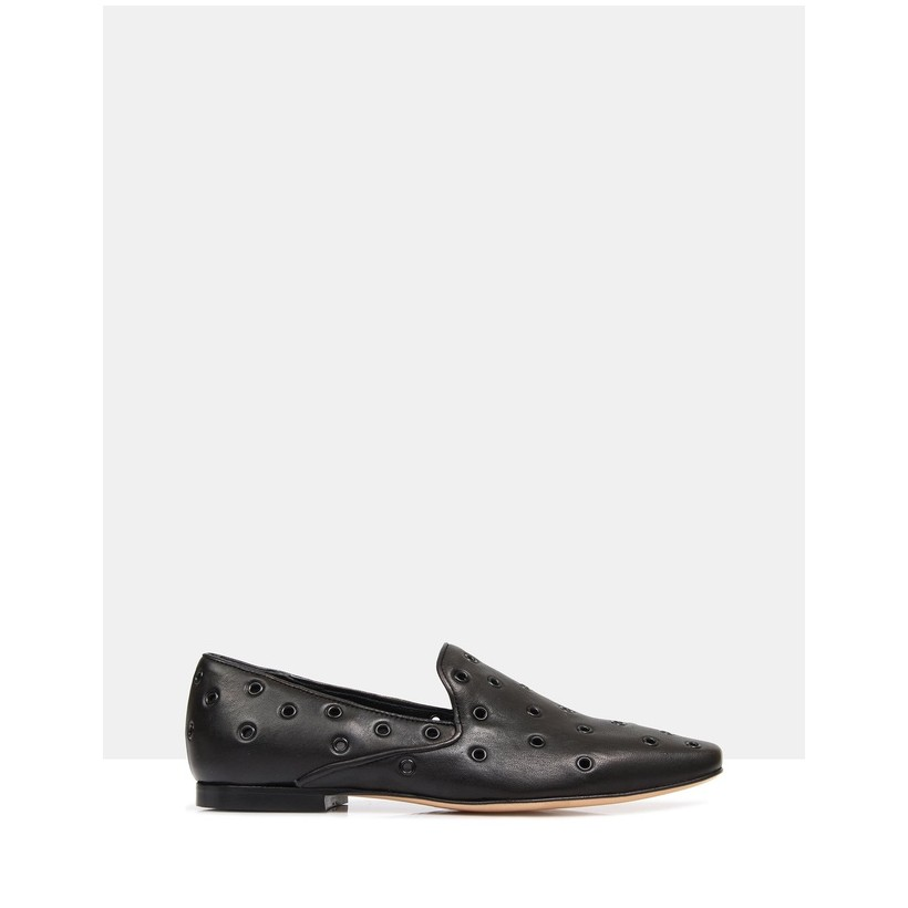 Danley Loafers Black by Beau Coops