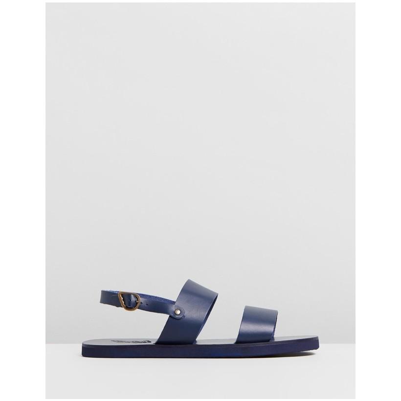Dinatos - Men's Marine by Ancient Greek Sandals