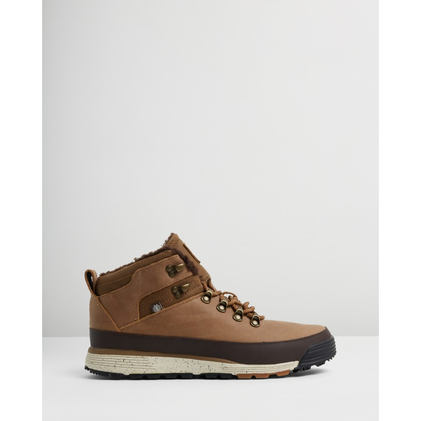 Donnelly Boots Walnut Premi by Element