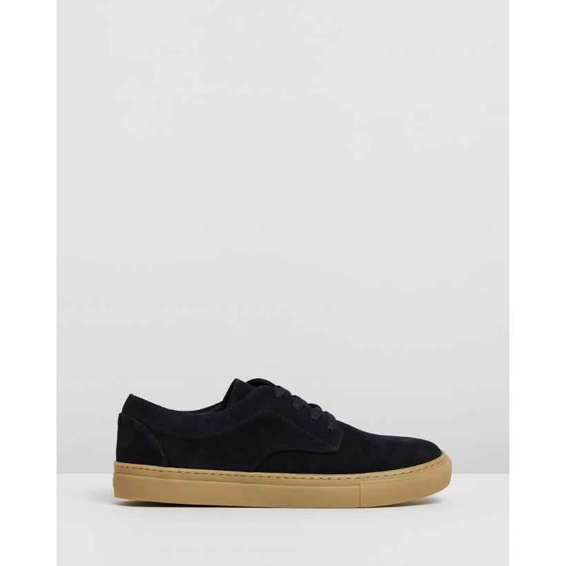 Drew Shoes Black by Wood Wood