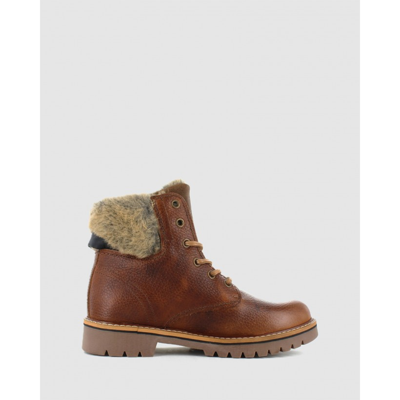 Element Boots Rust by Wild Rhino