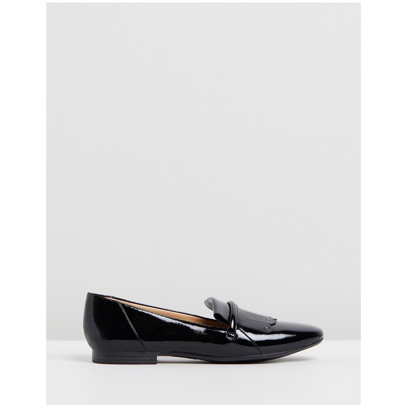 Ellis BLACK PATENT by Naturalizer
