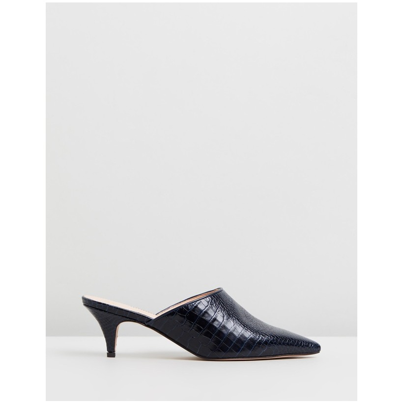 Emory Pumps Deepest Navy by J.Crew